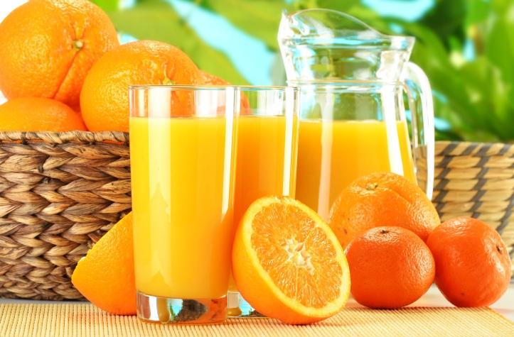 juice-orange-juice-fruit-oranges-tangerines-basket-glass-jug
